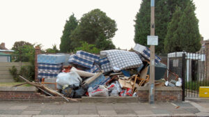 Combatting Illegal Dumping: Clean-up and Prevention Program