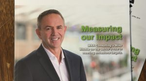 Mike Ritchie speaks to Waste Management Review on the climate change impact of waste