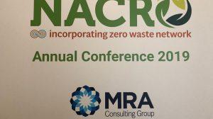MRA sponsors 2019 NACRO conference