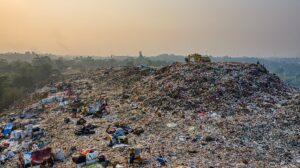 Super-spreader landfills causing climate change